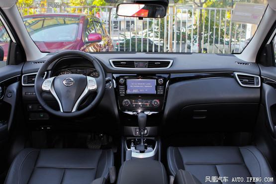 2016款 日产逍客 2.0L XV TOP CVT旗舰版