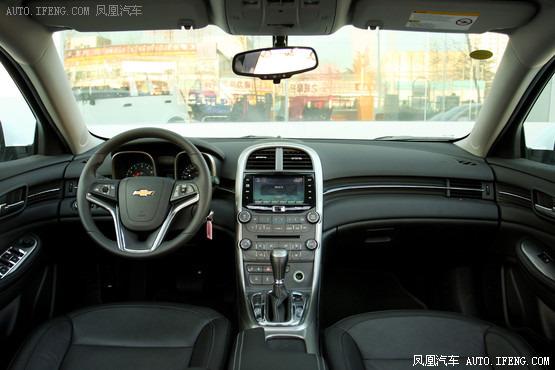 2013款 雪佛兰迈锐宝 1.6T 自动豪华版