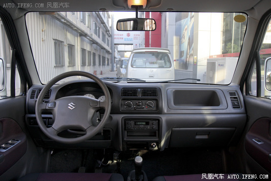 2012款 昌河铃木北斗星e+创业版1.0L超越型