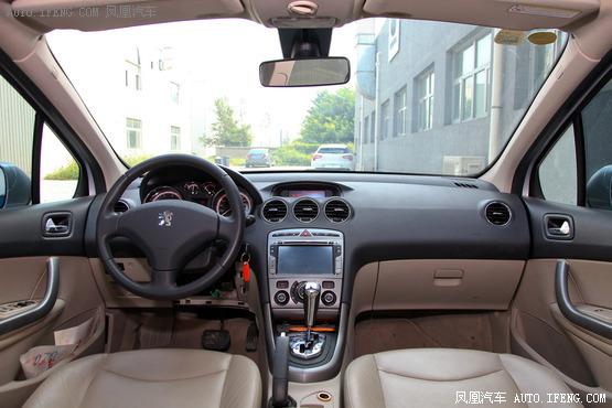 2011款 标致408 2.0L 自动尊贵版