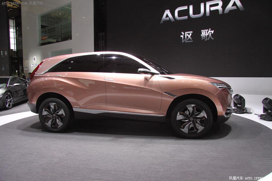 讴歌SUV X 2013上海车展 汽车图库 凤凰汽车高清图片