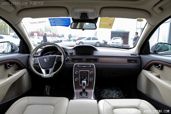 2014款 沃尔沃S80L T5 智雅版
