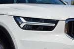 2018款 沃尔沃XC40 T4 四驱破晓冰雪白