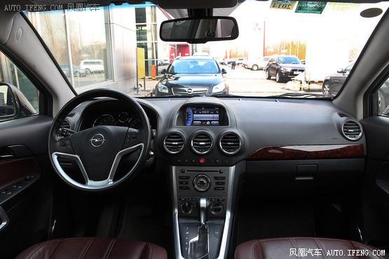 2013款 欧宝安德拉 2.4L 四驱豪华版
