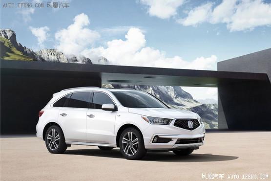 武汉讴歌MDX售价69.8万元起 欢迎选购