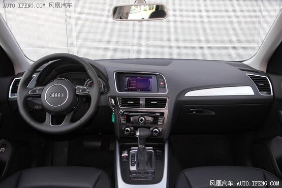 2015款 奥迪Q5 40 TFSI 舒适型