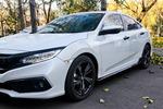 2019款 本田思域 220TURBO CVT燃擎版 国Ⅵ