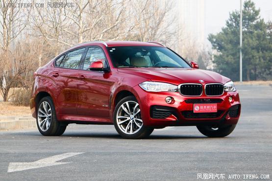 宝马X6长沙新低价 现车优惠14.69万元