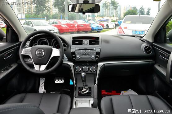 2012款 马自达睿翼 轿跑 2.0L 豪华版