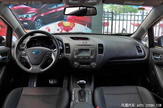 2014款 起亚K3 S 1.6L 自动Premium