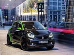 2017款 smart forfour eletric drive