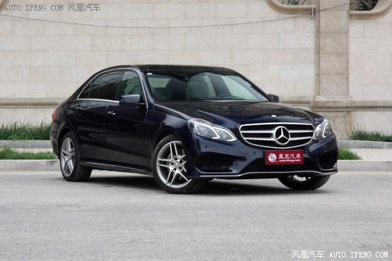 奔驰E级享部分优惠3万元 西宁现车销售