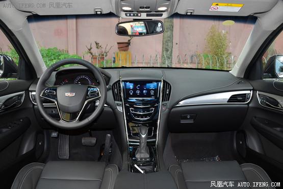 2016款 凯迪拉克ATS-L 28T 时尚型