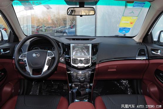 2015款 比亚迪速锐 1.5L 手动舒适型