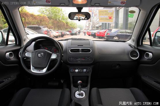 2014款 MG3 1.3L 自动舒适版