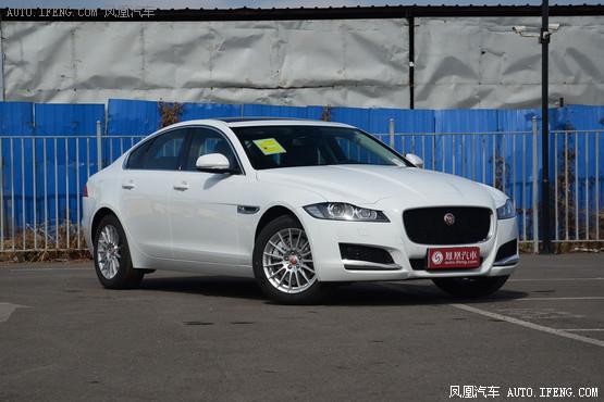 进口捷豹XF最高优惠11.8万  现车销售