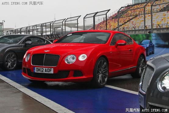 宾利欧陆GT限量现货佛山最高优惠55万元