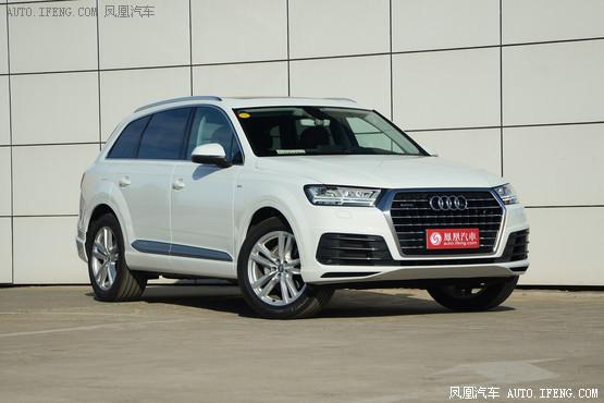奥迪Q7全系现金优惠12% 天津现车销售中