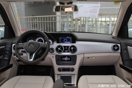 2014款 奔驰glk 260 4matic 动感型高清图片