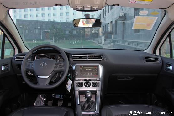 2016款 雪佛兰C4世嘉 1.6L CVVT 手动豪华型