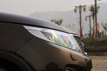 2013款 起亚索兰托 2.4L MPI 7座至尊版