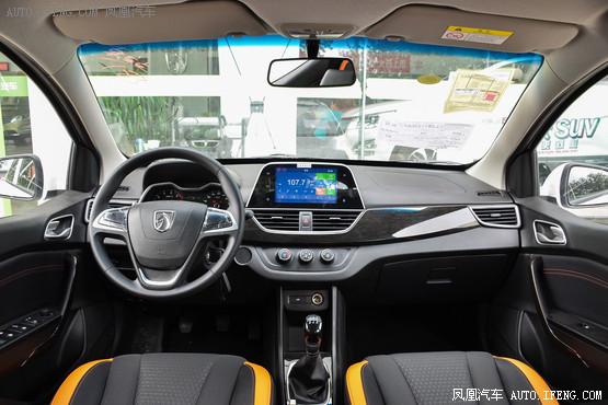 2016款 宝骏310 1.2L 手动时尚型