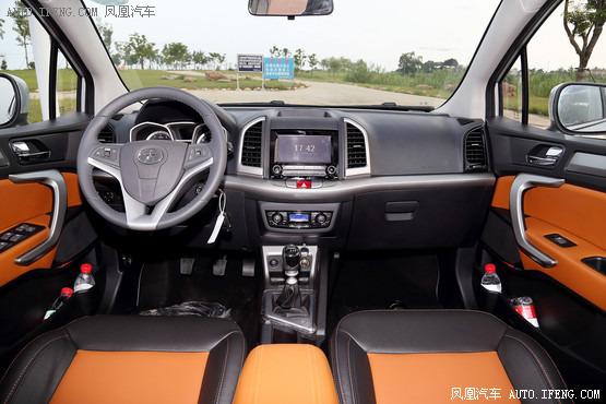2014款 江淮瑞风S3 1.5L 手动豪华智能型