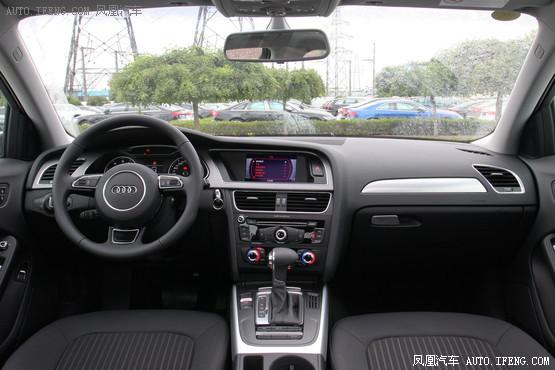 2015款 奥迪A4L 35 TFSI 标准型