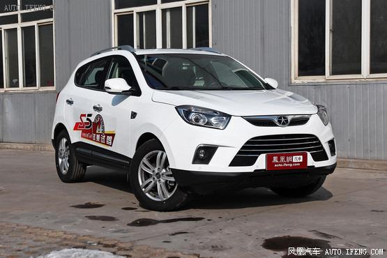 江淮瑞风S5送0.4万元礼包 西宁现车销售