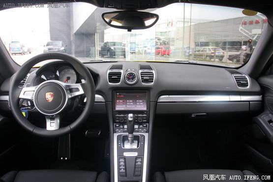 2013款 保时捷cayman s高清图片