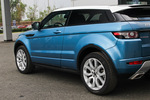 2013款 路虎极光 2.0T Coupe眩蓝限量版