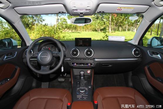 2014款 奥迪A3 Limousine 35 TFSI 舒适型