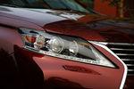 2012款 雷克萨斯RX270 豪华版