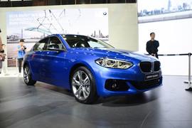 宝马1系运动轿车 2015上海车展 新车图片
