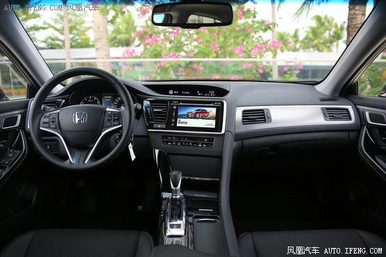 2015款 本田思铂睿 2.4L DCT豪华版