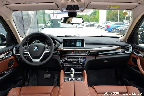 2018款 宝马X6 xDrive28i