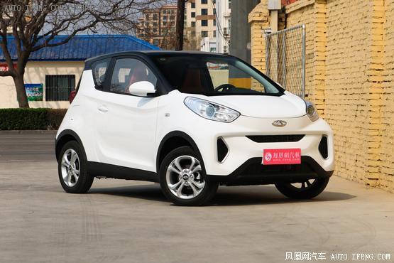郑州奇瑞eQ1售价5.98万起 欢迎试乘试驾