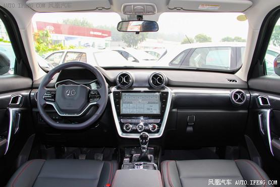 2016款 北京BJ20 1.5T 手动豪华型
