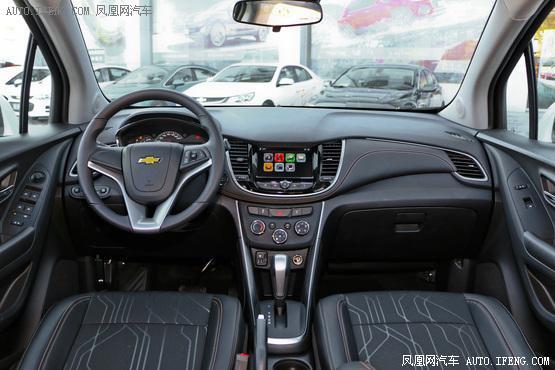 2018款 雪佛兰创酷 330T 自动两驱豪华型
