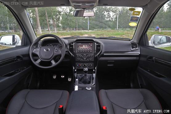 2015款 陆风X8 探索版 2.0T 汽油4X4超豪华型