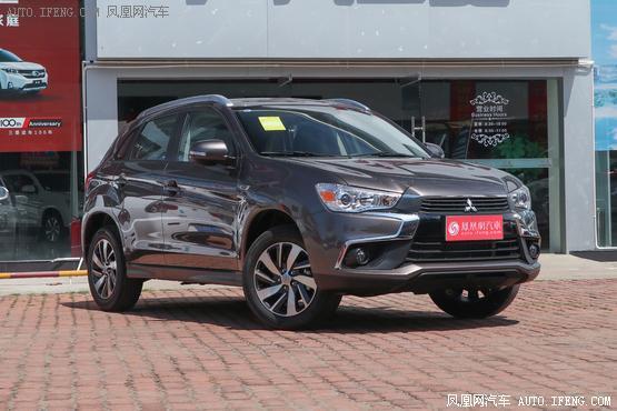 郑州劲炫ASX热销中 购车优惠高达3万