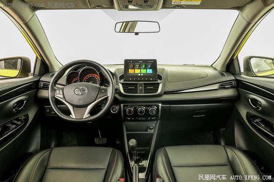 2020款 丰田致炫 1.5L CVT尊贵版