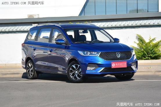 2019款 宝骏360 1.5L CVT精英型