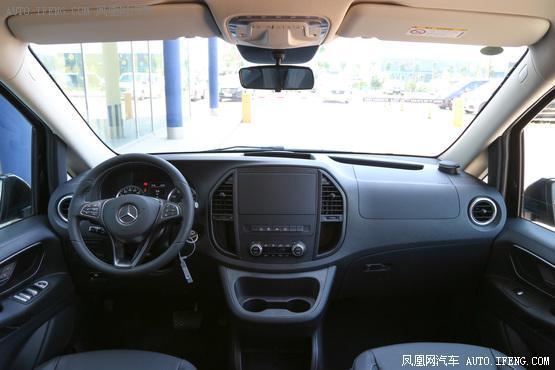 2018款 奔驰 威霆 2.0T 商务版 9座