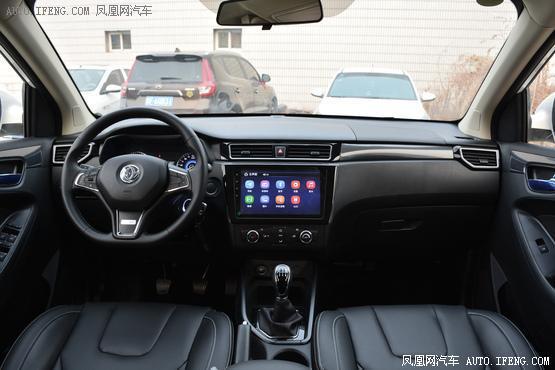 2018款 东风风光580 1.8L 手动舒适型