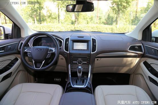 2016款 福特锐界 EcoBoost 330 V6 四驱旗舰型