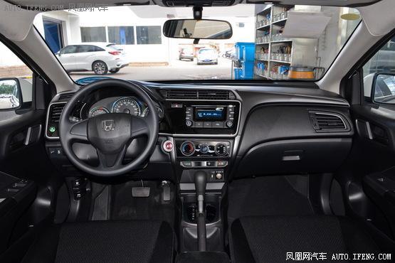 2018款 本田锋范 1.5L CVT型动Pro版