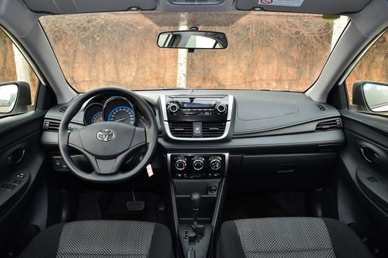 2017款 丰田威驰 1.5L CVT创行版
