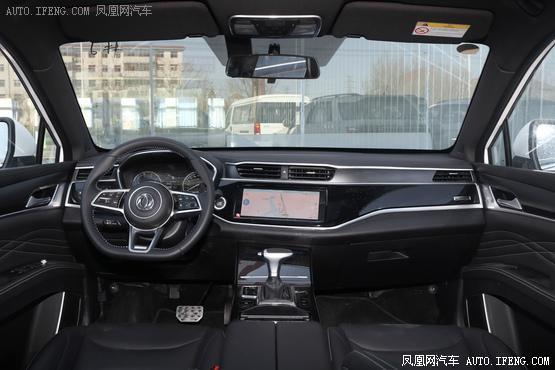 2019款 东风风光ix5 280TGDI CVT智慧型