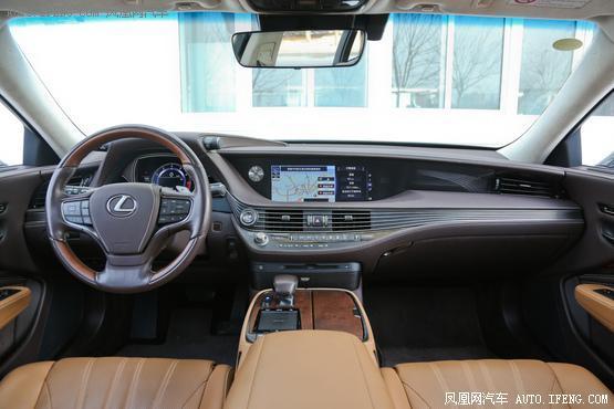 2018款 雷克萨斯LS 350 豪华版